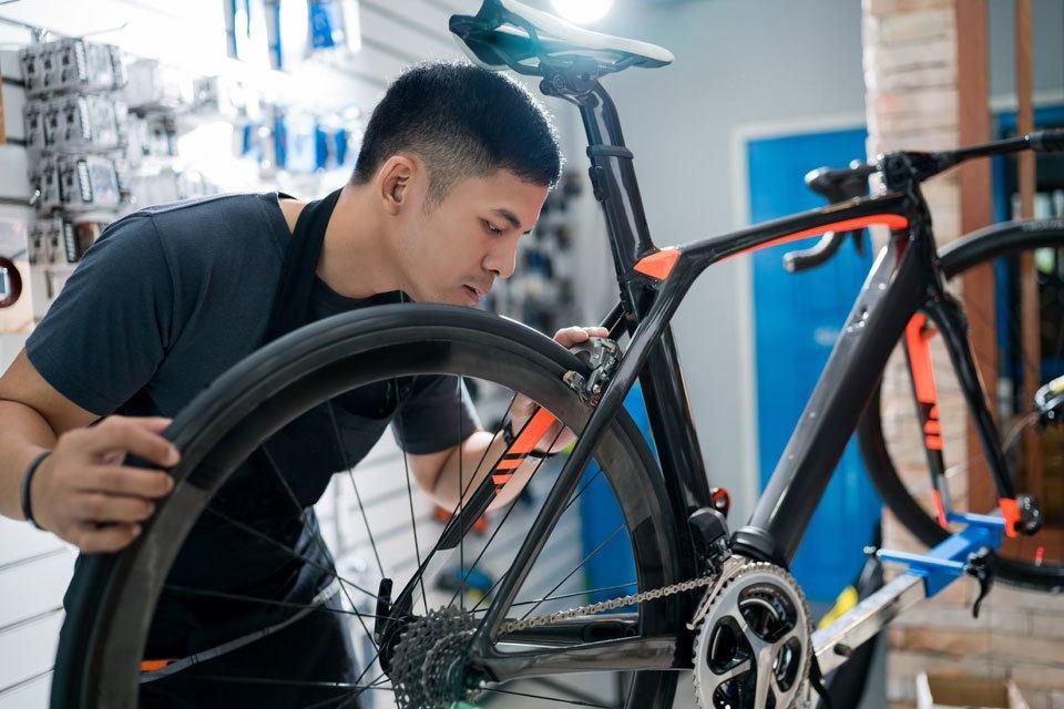 come aprire un negozio di bici